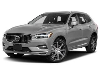 2018 Volvo XC60 Hybrid SUV Electric Silver Metallic