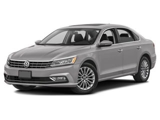 2018 Volkswagen Passat Sedan Reflex Silver Metallic w/Black Roof