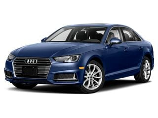 2019 Audi A4 Sedan Navarra Blue Metallic