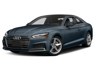 2019 Audi A5 Coupe Ascari Blue Metallic