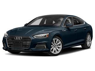 2019 Audi A5 Sportback Ascari Blue