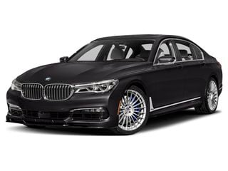 2019 BMW ALPINA B7 Sedan Ruby Black Metallic