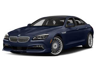 2019 BMW ALPINA B6 Gran Coupe Tanzanite Blue Metallic