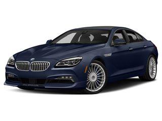2019 BMW ALPINA B6 Gran Coupe Tanzanite Blue Metallic