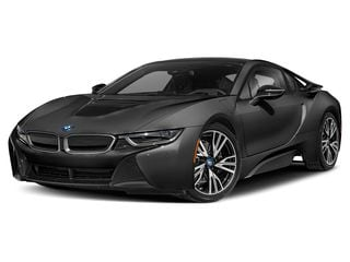 2019 BMW i8 Coupe Sophisto Gray Metallic w/Frozen Gray Accent