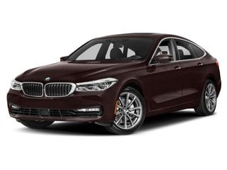 2019 BMW 640i Gran Turismo Royal Burgundy Red Metallic