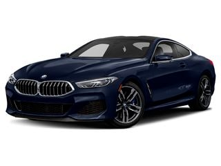 2019 BMW M850i Coupe Tanzanite Blue Metallic
