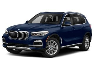 2019 BMW X5 SAV Tanzanite Blue II Metallic