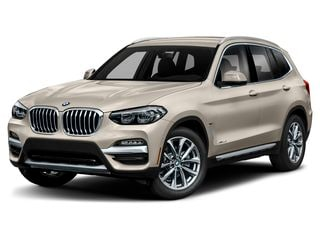 2019 BMW X3 SAV Sunstone Metallic