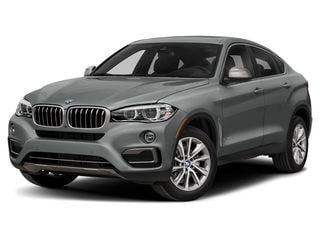2019 BMW X6 SAV Space Gray Metallic