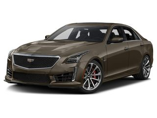 2019 CADILLAC CTS-V Sedan Bronze Sand Metallic