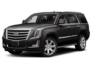 2019 CADILLAC Escalade SUV Manhattan Noir Metallic