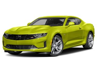 2019 Chevrolet Camaro Coupe Shock