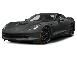 2019 Chevrolet Corvette Coupe Shadow Gray Metallic