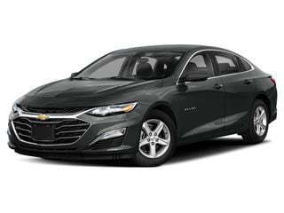 2019 Chevrolet Malibu Sedan Shadow Gray Metallic