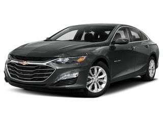 2019 Chevrolet Malibu Hybrid Sedan Shadow Gray Metallic