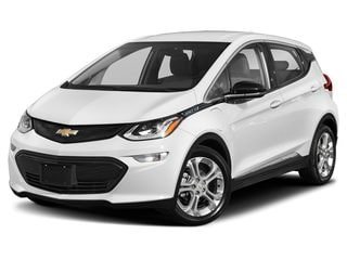 2019 Chevrolet Bolt EV Wagon Summit White