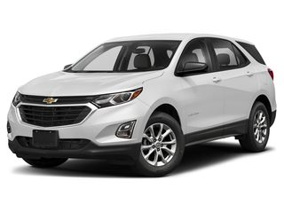 2019 Chevrolet Equinox SUV Summit White