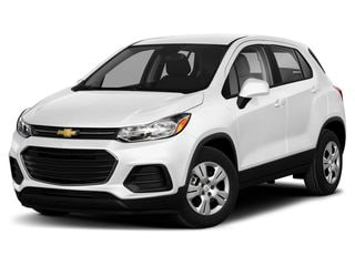 2019 Chevrolet Trax SUV Summit White