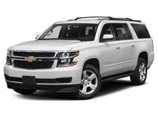 2019 Chevrolet Suburban 3500HD SUV Summit White