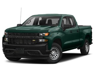 2019 Chevrolet Silverado 1500 Truck Woodland Green