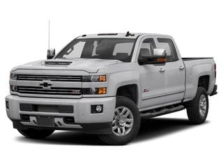 2019 Chevrolet Silverado 3500HD Truck Silver Ice Metallic