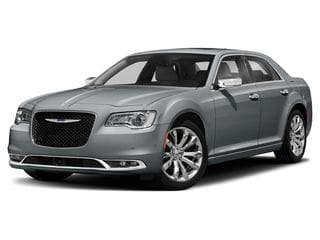 2019 Chrysler 300 Sedan Silver Mist Clearcoat