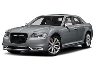 2019 Chrysler 300 Sedan Silver Mist Clearcoat