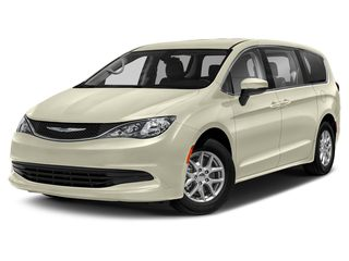 2019 Chrysler Pacifica Van Luxury White Pearlcoat