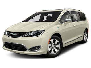 2019 Chrysler Pacifica Hybrid Van Luxury White Pearlcoat