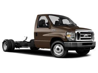 2019 Ford E-450 Cutaway Truck Stone Gray Metallic