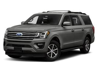2019 Ford Expedition Max SUV Silver Spruce Metallic