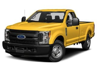 2019 Ford F-350 Truck Yellow