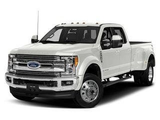 2019 Ford F-450 Truck White Platinum Metallic Tri-Coat