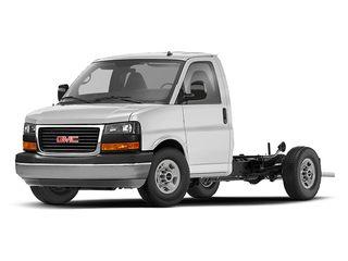 2019 GMC Savana Cutaway Truck Summit White