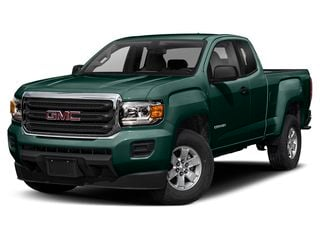 2019 GMC Canyon Truck Woodland Green