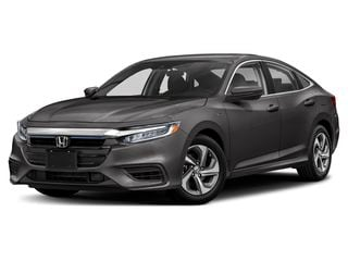 2019 Honda Insight Sedan Modern Steel Metallic