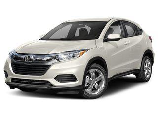 2019 Honda HR-V SUV Platinum White Pearl