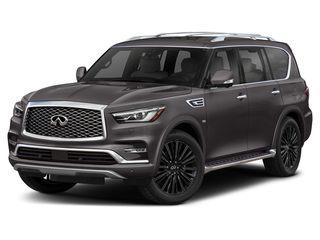 2019 INFINITI QX80 SUV Anthracite Gray