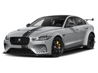 2019 Jaguar XE SV Sedan Verbier Silver Special Effect Satin