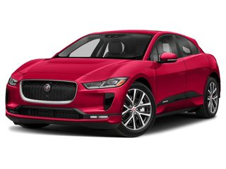 2019 Jaguar I-PACE SUV Photon Red
