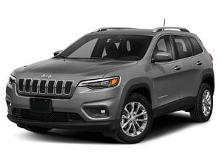 2019 Jeep Cherokee SUV Sting-Gray Clearcoat