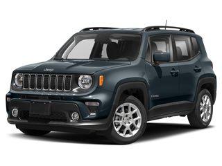 2019 Jeep Renegade SUV Slate Blue Pearlcoat
