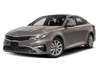 2019 Kia Optima Sedan Titanium Silver