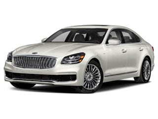 2019 Kia K900 Sedan Snow White Pearl