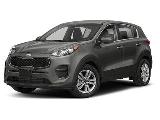 2019 Kia Sportage SUV Steel Gray