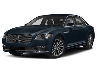 2019 Lincoln Continental Sedan Rhapsody Blue