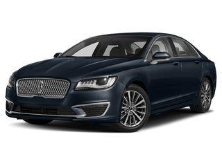 2019 Lincoln MKZ Hybrid Sedan Rhapsody Blue