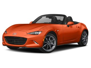 2019 Mazda Mazda MX-5 Miata Convertible Racing Orange