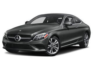 2019 Mercedes-Benz C-Class Coupe Selenite Gray Metallic